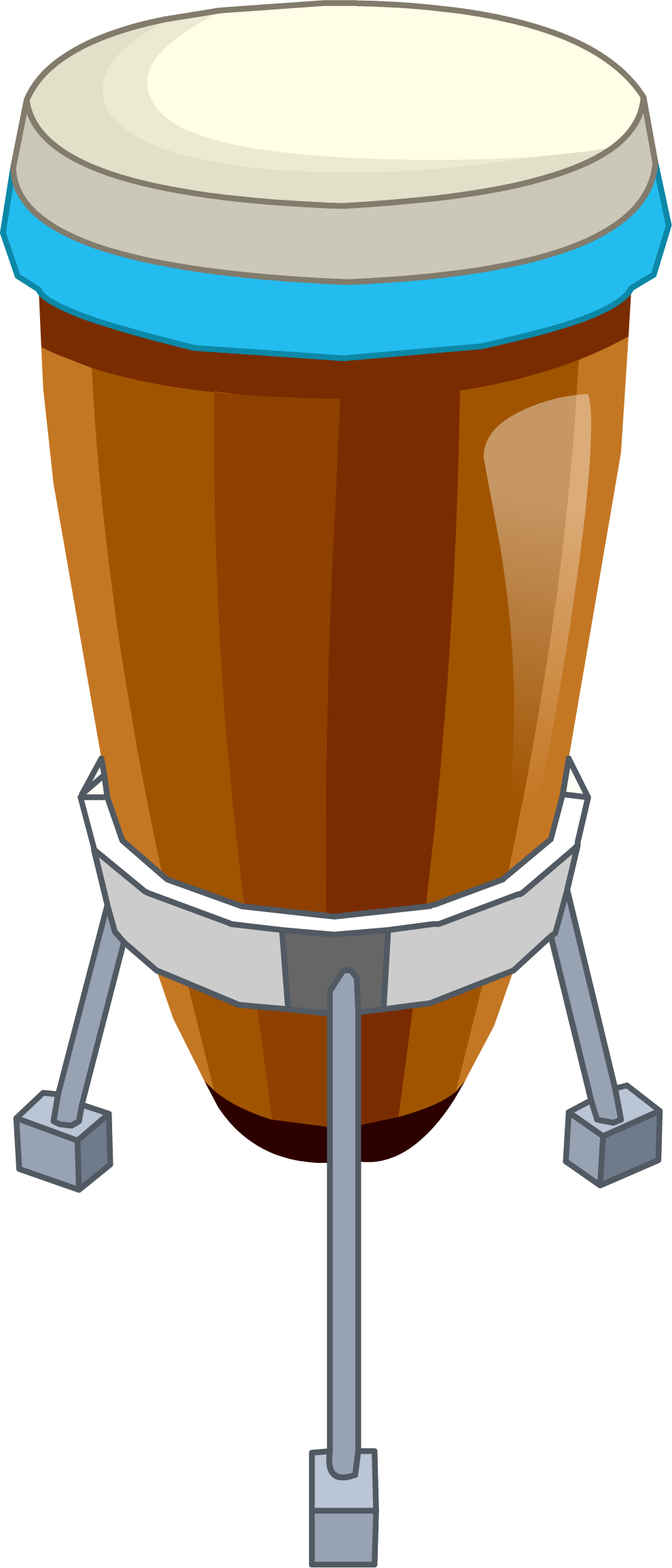 Image conga icon png. Drum clipart drum roll