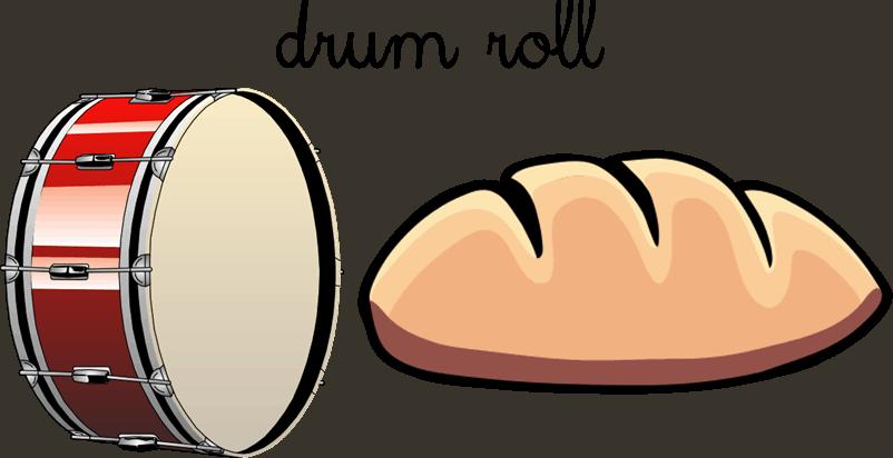 Drum clipart drum roll. Please drumroll