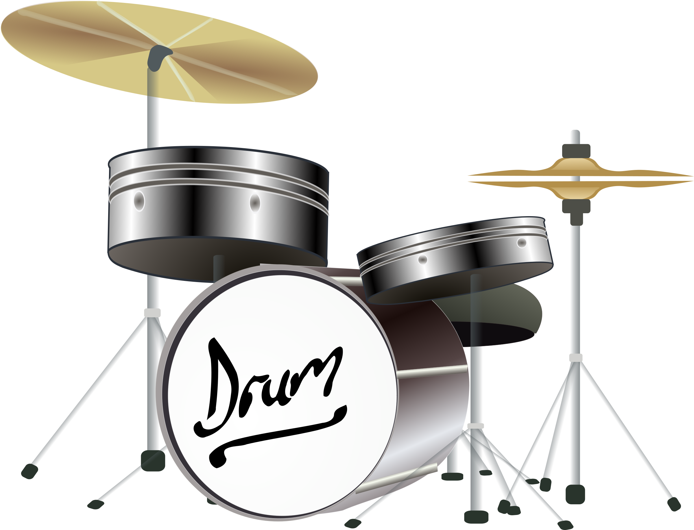 Drums clipart drum roll. Kit big image png