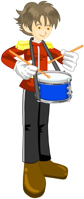 Free cliparts download clip. Drums clipart drummer boy
