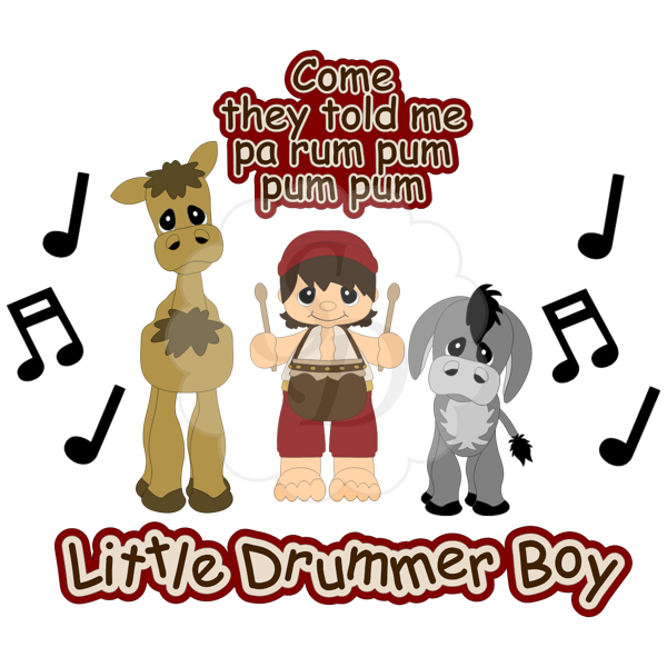 Drums clipart drummer boy. Little crafts and sewing