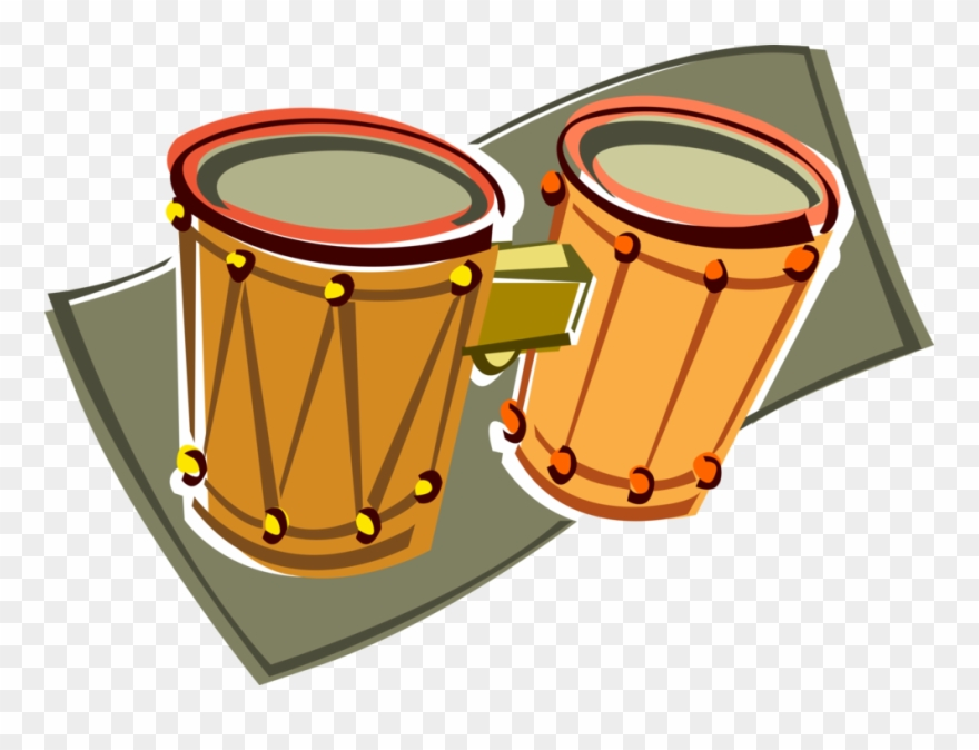 Image black and white. Drum clipart drums bongo