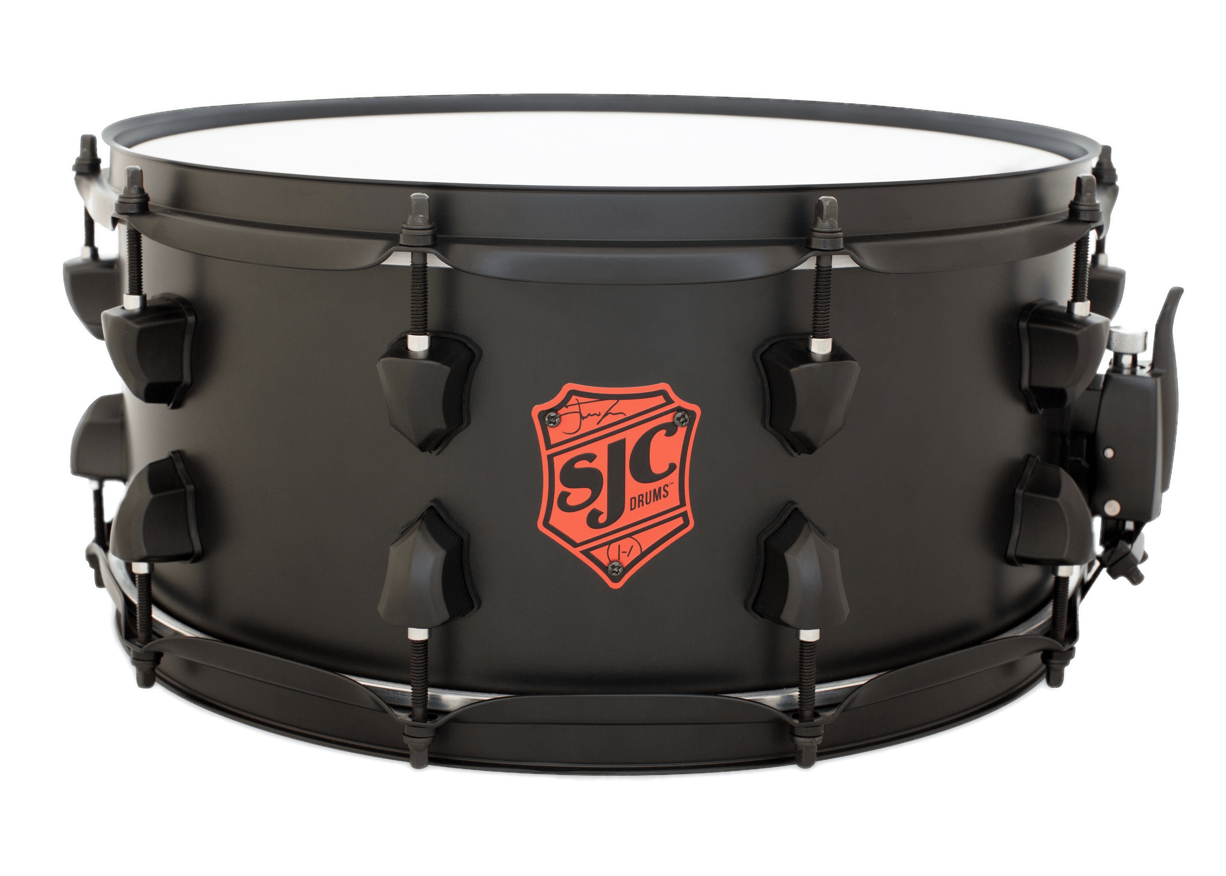 Black snare transparent png. Drums clipart marching band drum