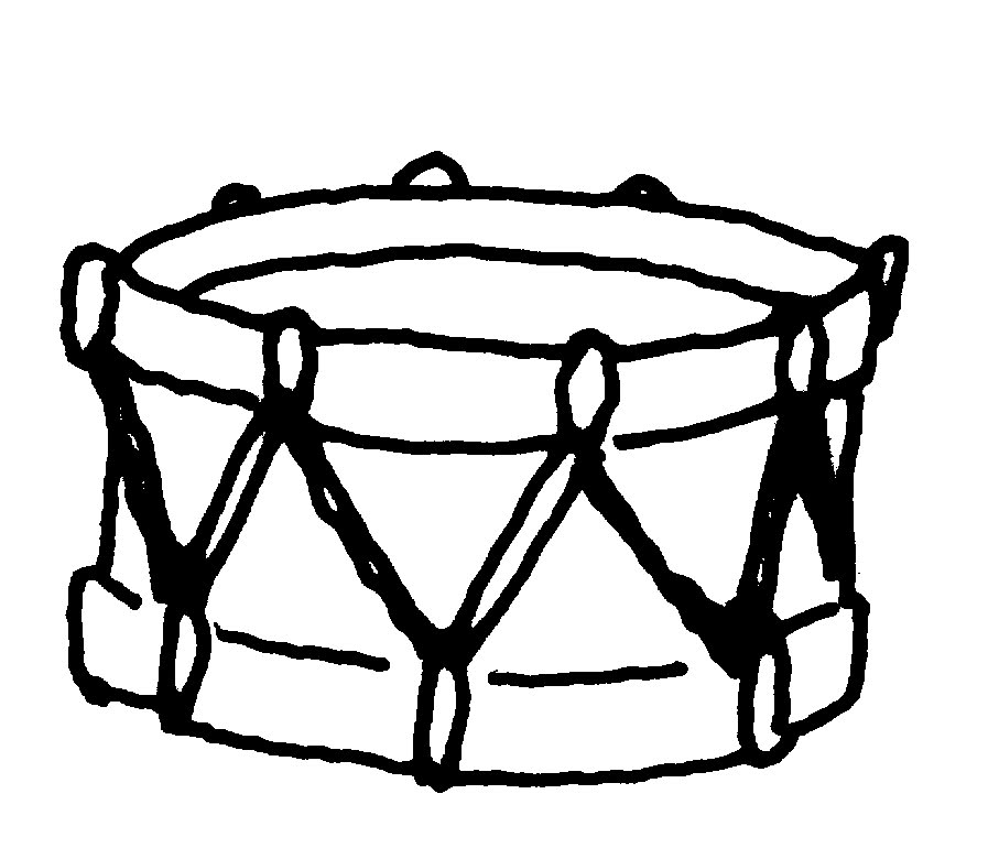 Drum clipart insturments. Mat want to marry