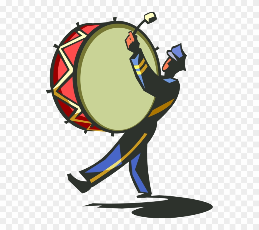 Clip art royalty free. Drums clipart marching band drum