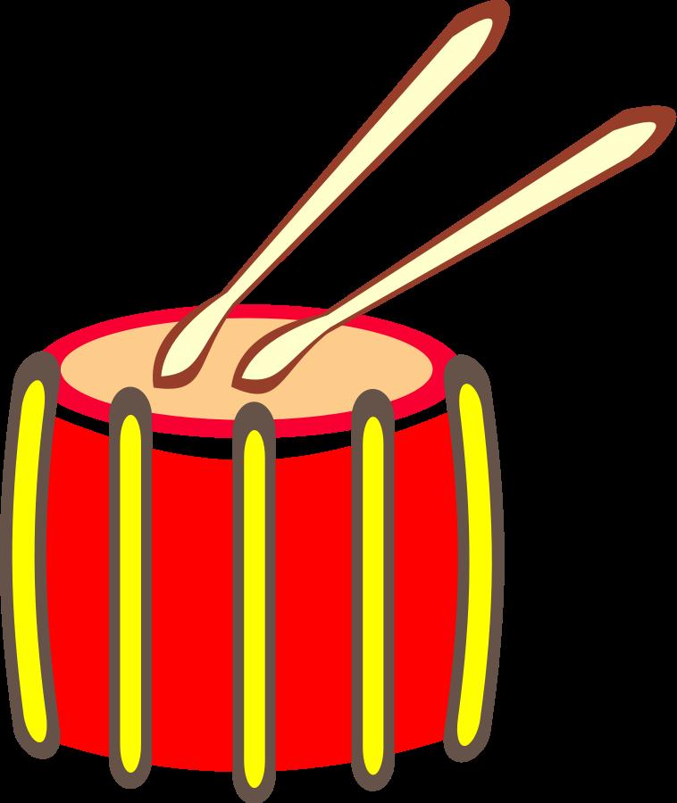 drums clipart transparent background