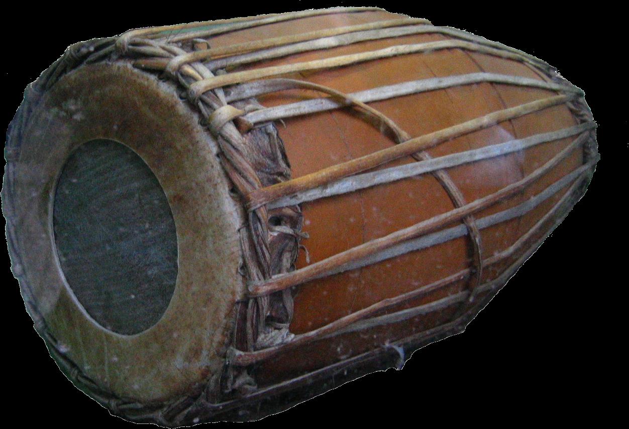 Indian music instruments cultural. Drum clipart mridangam