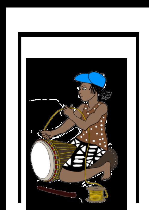 Services motherland repair. Drum clipart music equipment