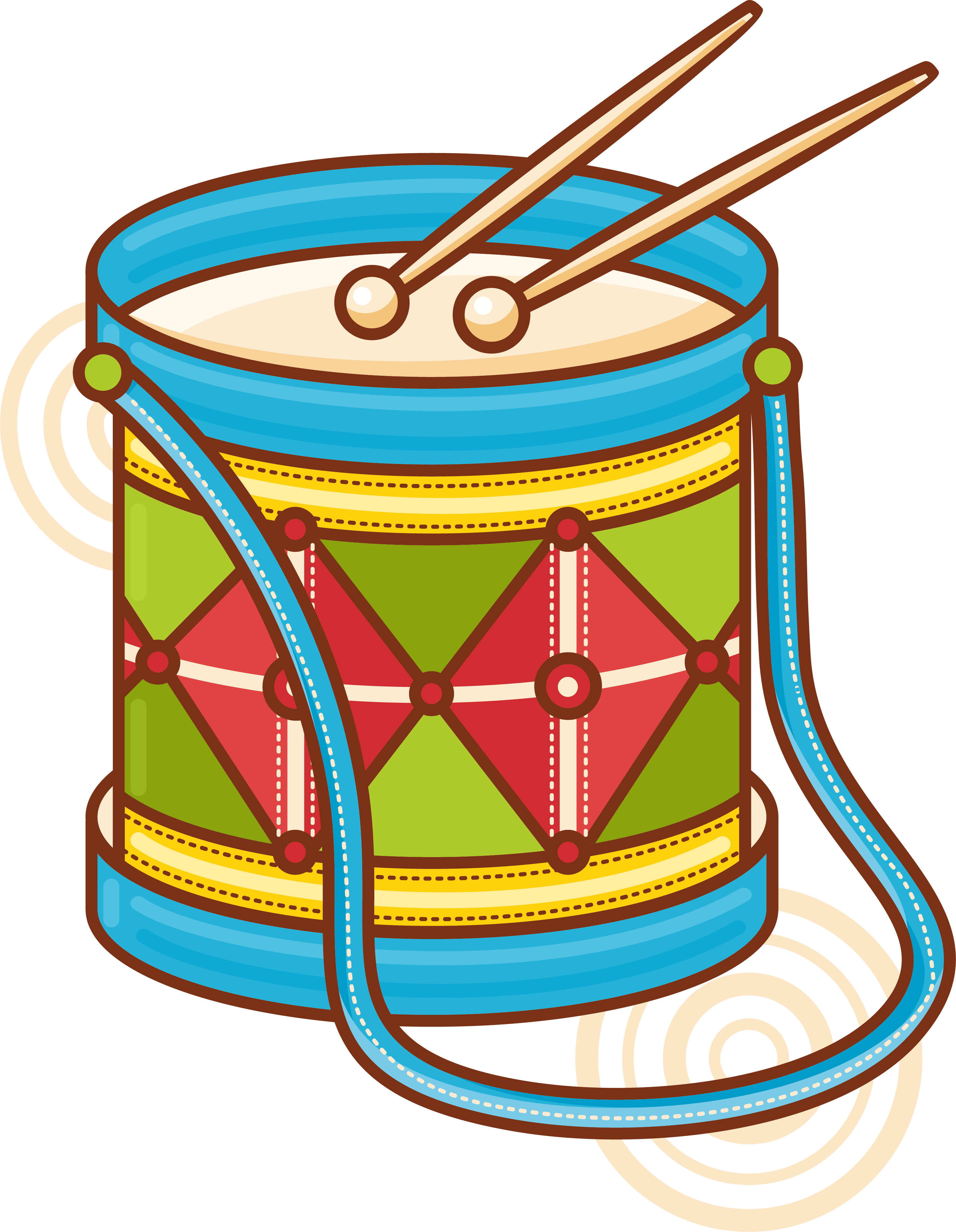Musical instrument royalty free. Drums clipart drum indian