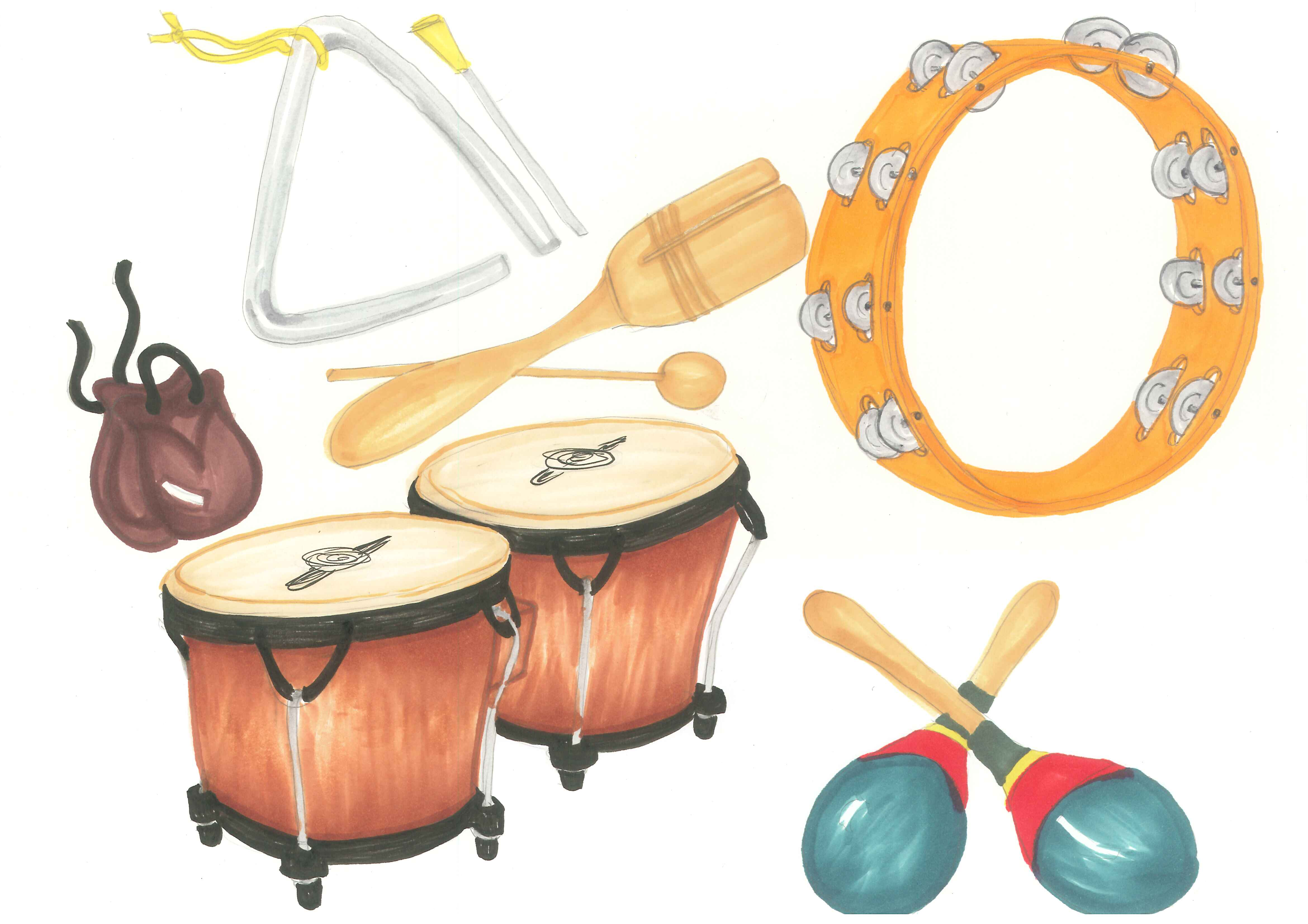 Drums clipart music equipment.  musical instruments clip