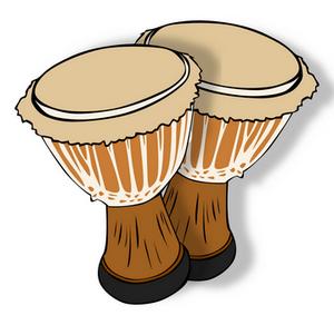Fun with rhythms a. Drums clipart rhythmic