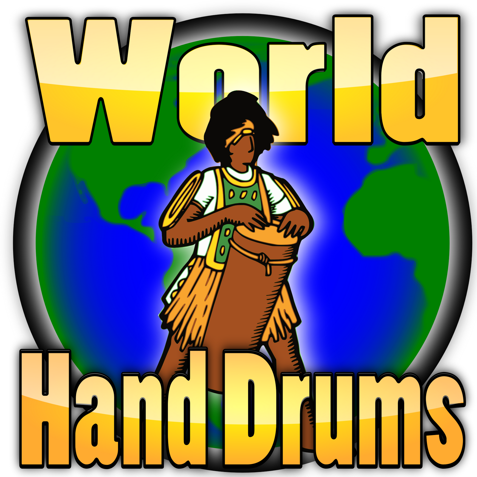 The history of surdo. Drum clipart samba drums