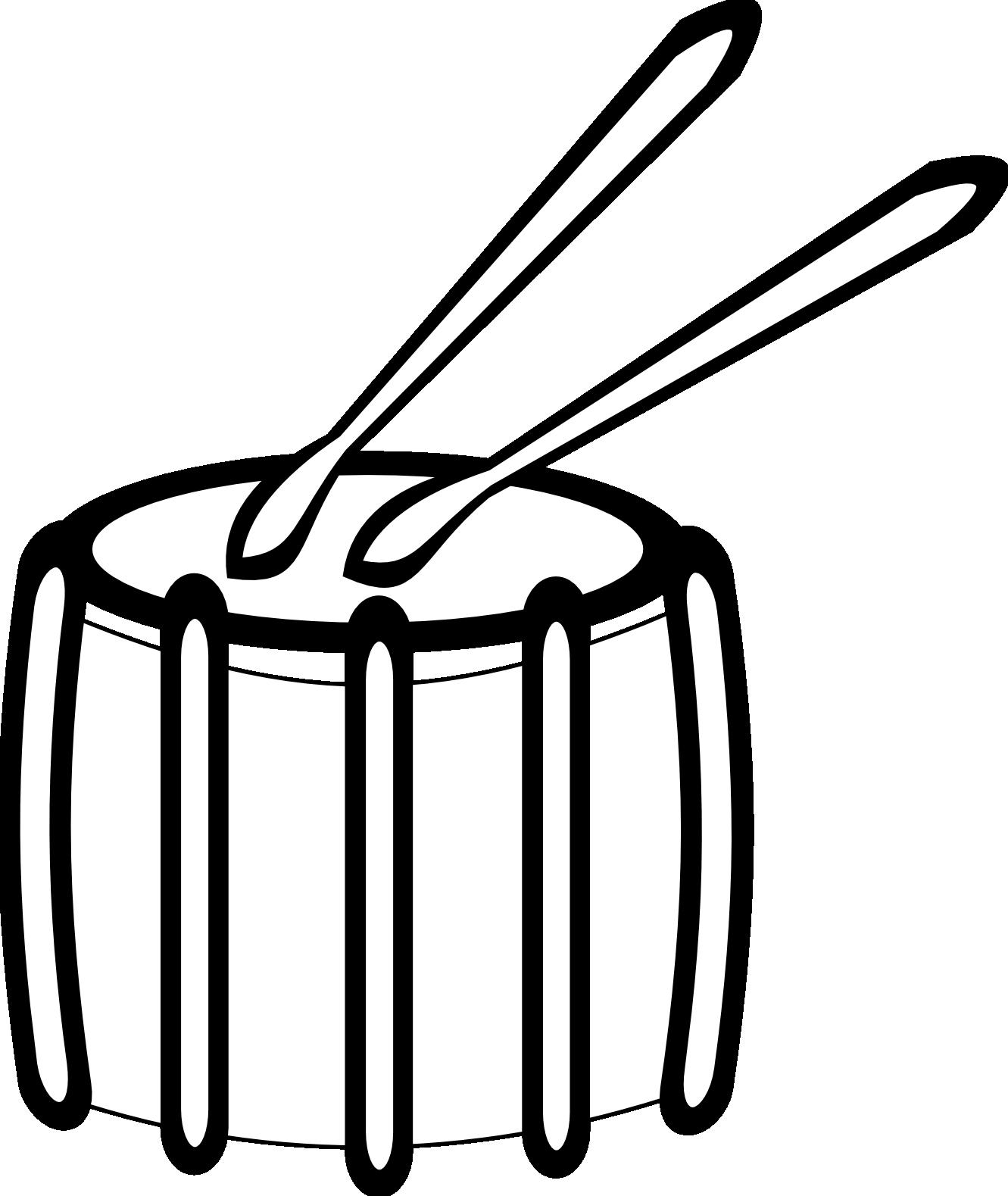 drums clipart drum sound