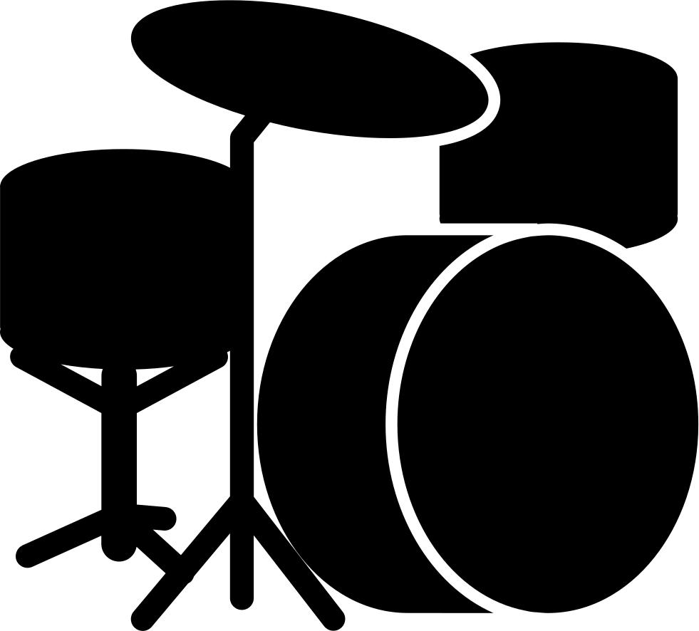 Drum set png icon. Drums clipart svg