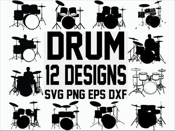Drum clipart svg. Drummer music musicians file