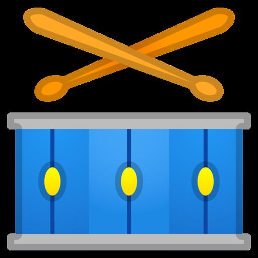 Drum clipart tambor. Line emoji rectangle transparent