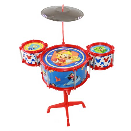 Drum clipart tambour. Mickey and the roadster