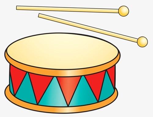 Portal . Drum clipart toy drum