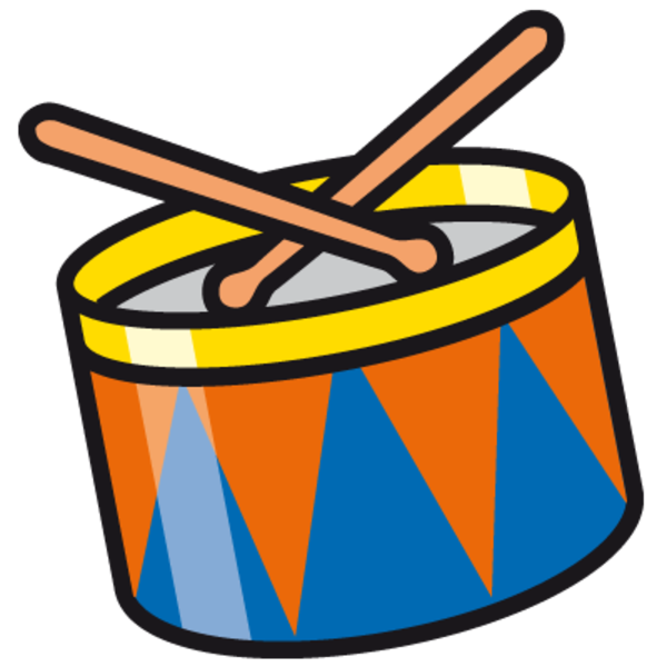 Pin by fazekas zs. Drum clipart toy drum