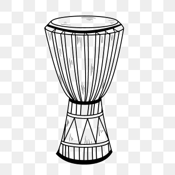Drums clipart rhythm instrument. African drum png vector