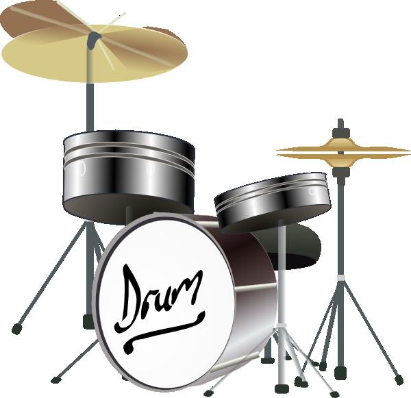 Drums clipart percussion instrument. Drum set clip art