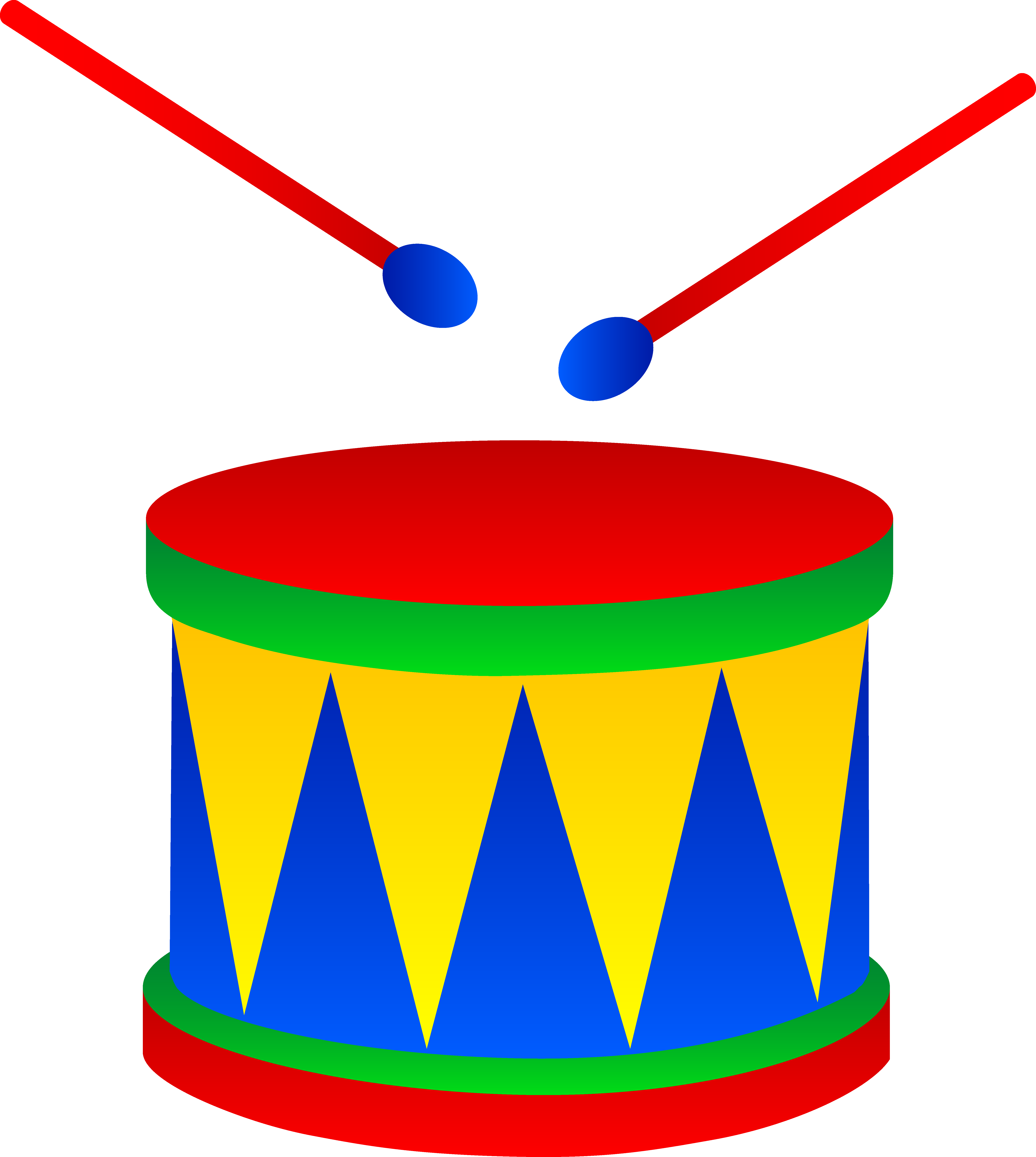 Drums clipart. Drum clip art free