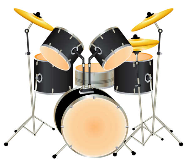 Drums clipart. Drum kit png picture