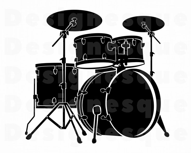 Drum clipart drummer. Drums svg drumming files