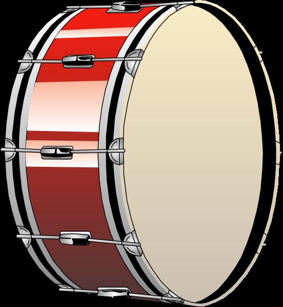 African drum clip art. Drums clipart border