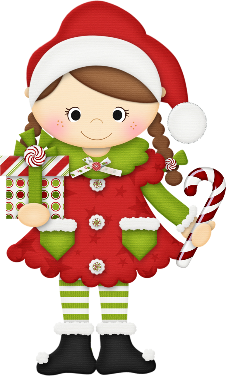 Elves clipart scarf. Peppermint patty natal pinterest