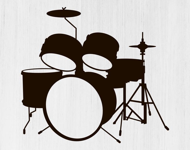 Drums clipart file. Drum svg drummer music