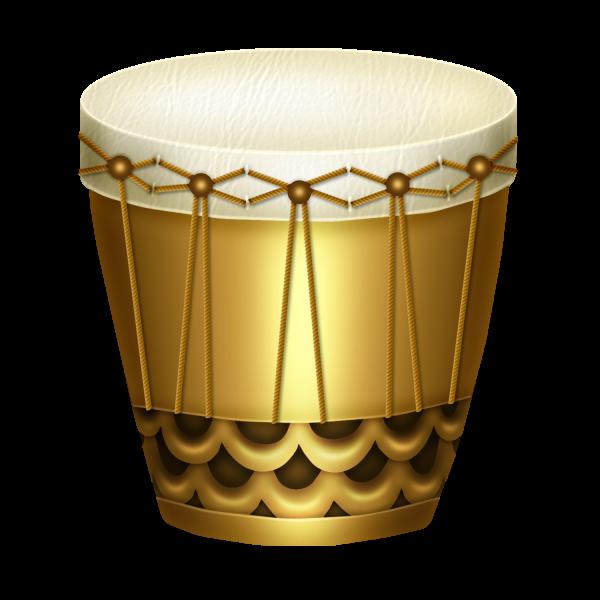 drums clipart hawaiian