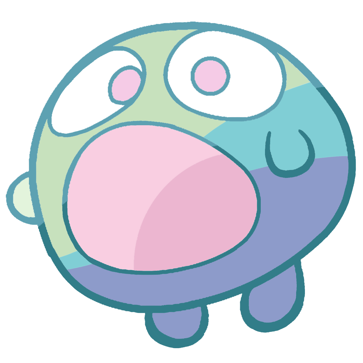 The perils of pweepwee. Jelly clipart ace