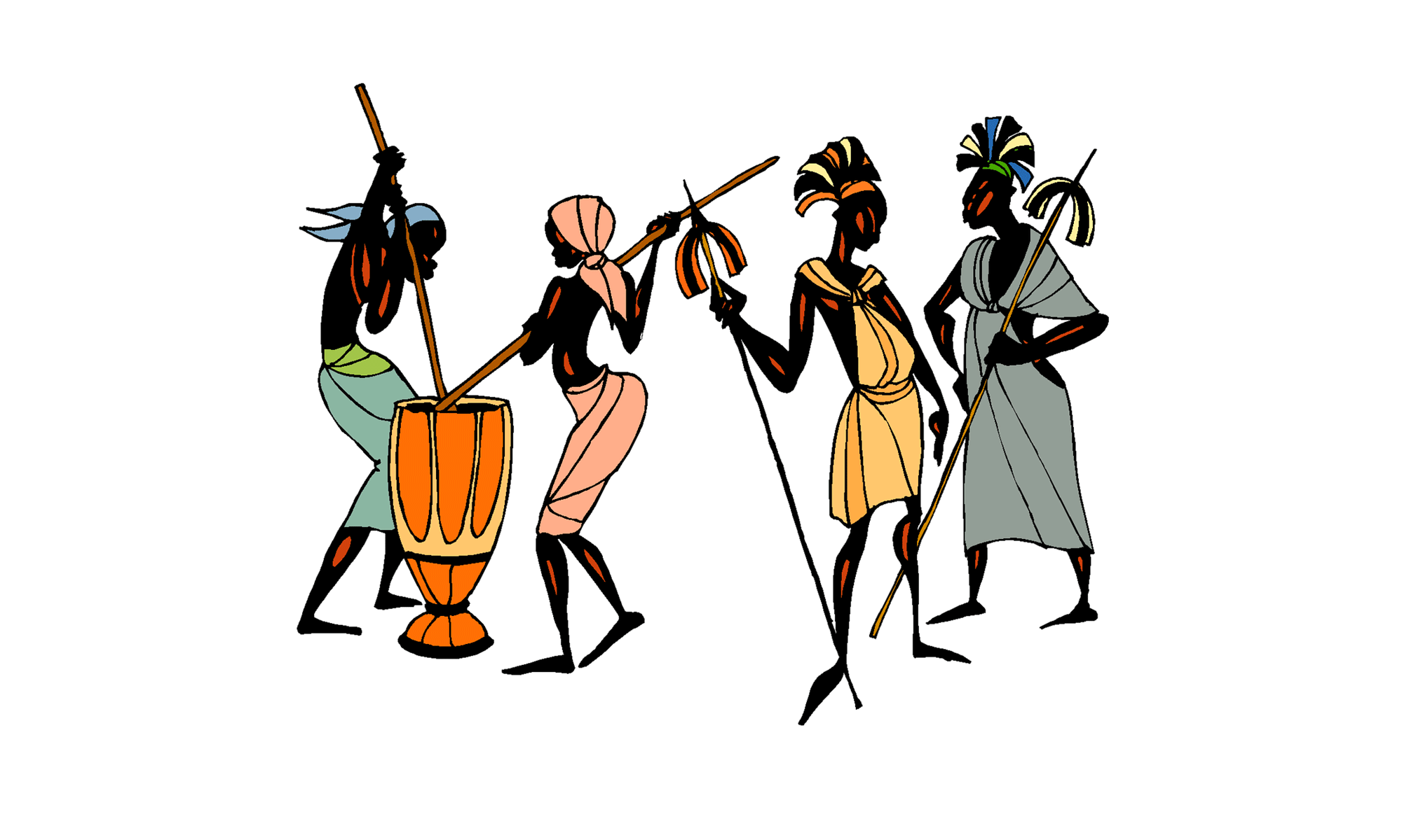 About d a y. Flute clipart native american flute