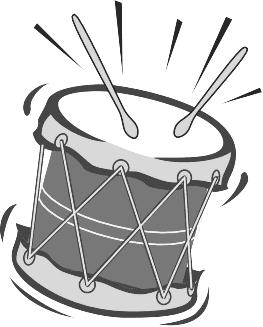 Drum noise panda free. Drums clipart noisy