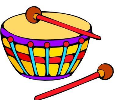 clipartlook. Drums clipart preschool