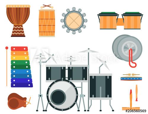 Musical drum wood music. Drums clipart rhythm instrument