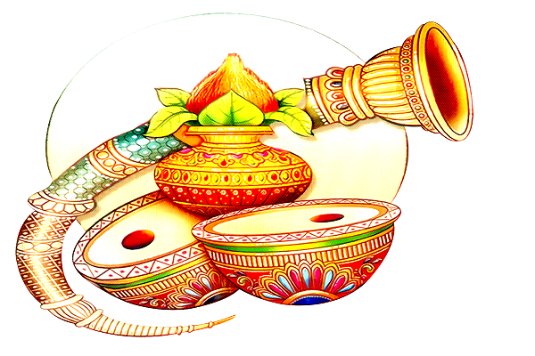 India food background drum. Drums clipart wedding