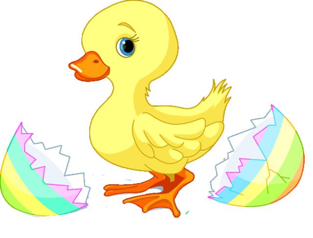 Easter at getdrawings com. Ducks clipart vintage duck