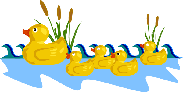 Pin by lucia chia. Ducks clipart pond clipart