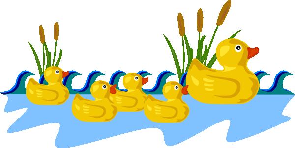 Ducks clipart 5 duck. Duckling clip art at