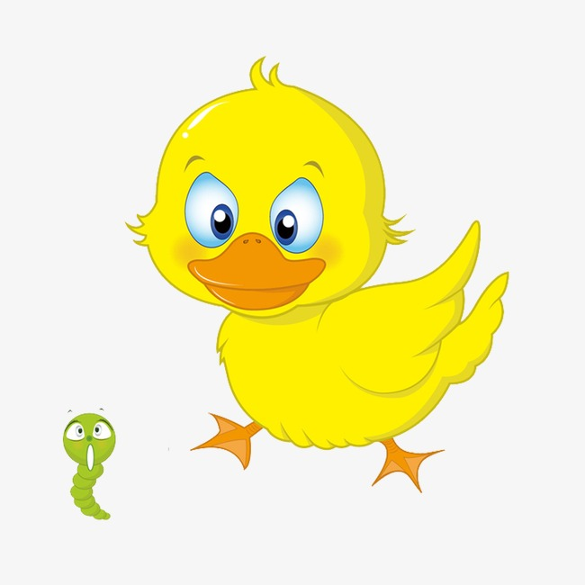 Insect poultry png image. Duckling clipart