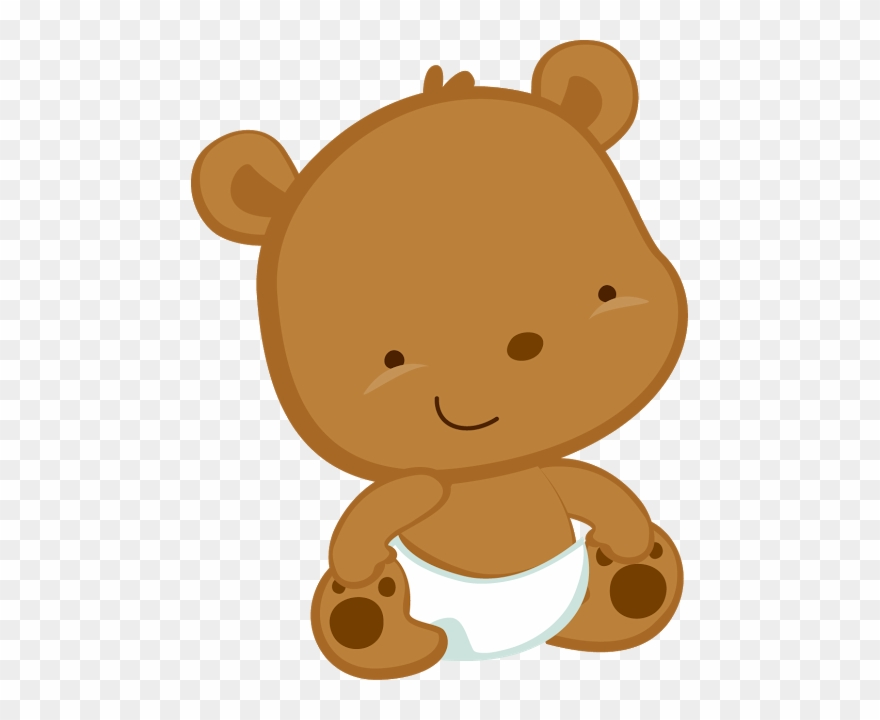 Duck desenho ursinho png. Duckling clipart brown bear