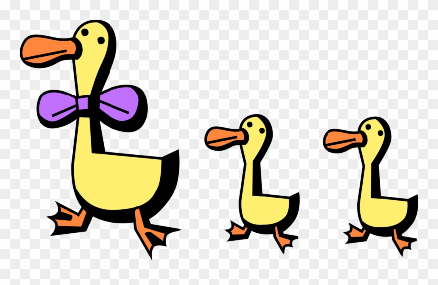 Easter png download . Ducks clipart duck waddle