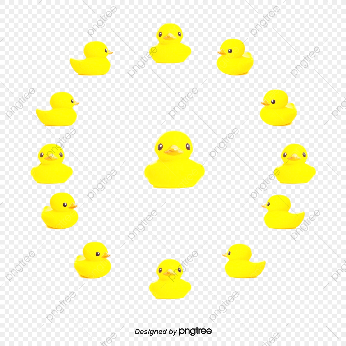 Toy yellow cartoon little. Duckling clipart small duck