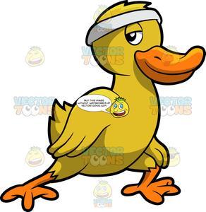 Ducks clipart dancing. A duck