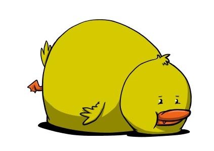 Ducks clipart fat duck. The wild of denmark