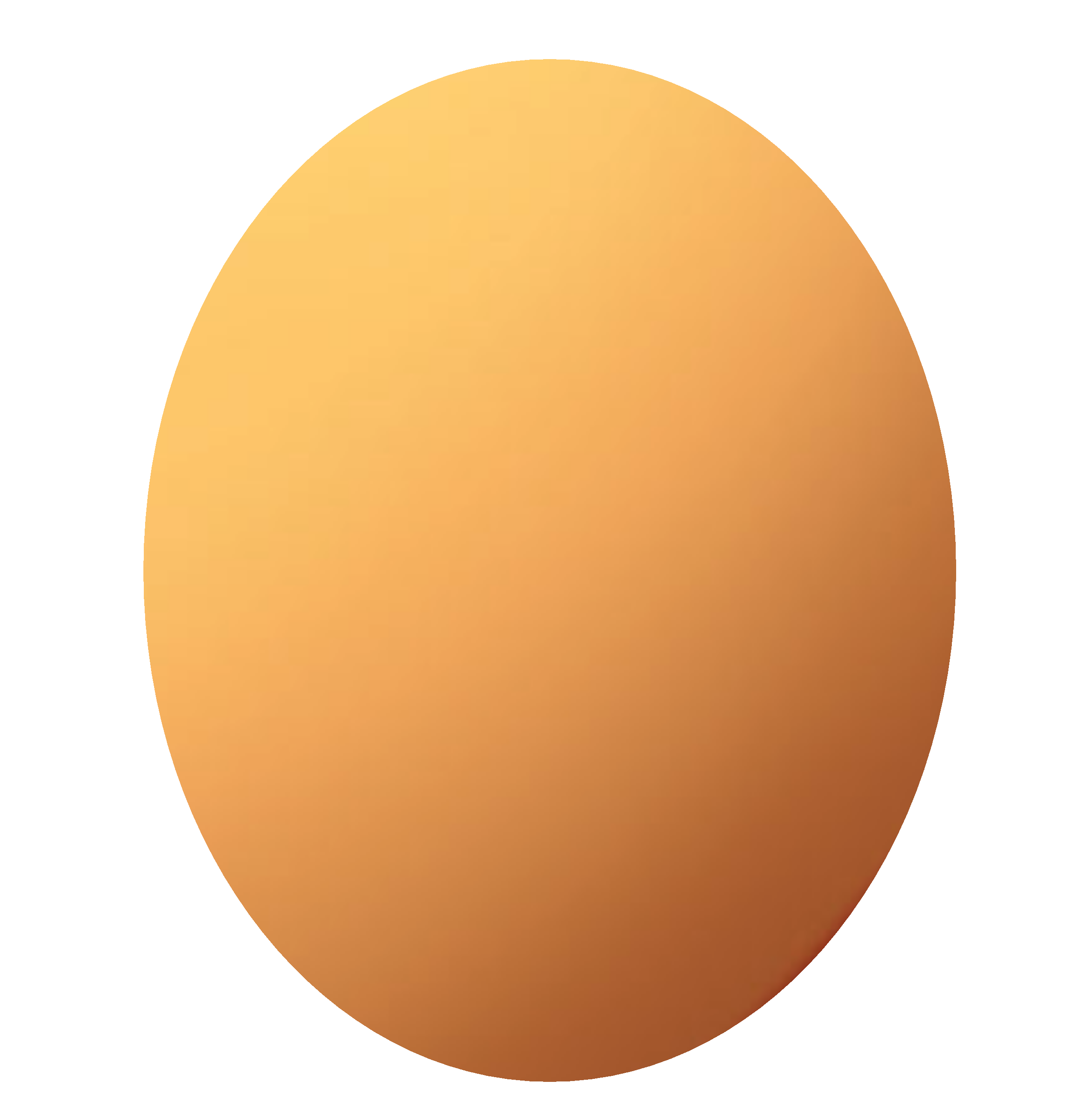 Four isolated stock photo. Egg clipart egg shell