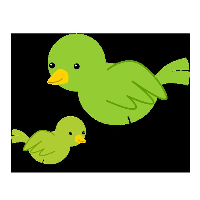 Free parent and child. Ducks clipart four
