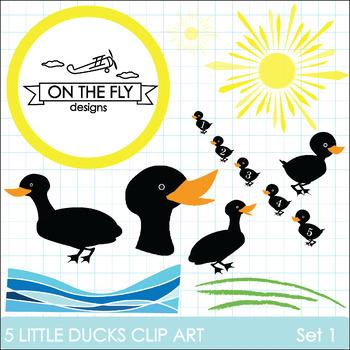 Ducks clipart momma duck.  little clip art